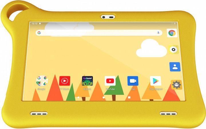 "Планшет Alcatel  TKEE MINI (8052) 7"" 1.5/16Gb WiFi Yellow"