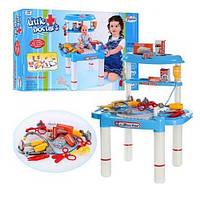 Игровой набор Доктор 008-03 столик+аксессуары