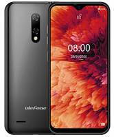 """Смартфон Ulefone Note 8 2/16Gb Black, 5+2/2Мп, 5,5"""" IPS, 2SIM, 4G, 2700мА, 4 ядра"""