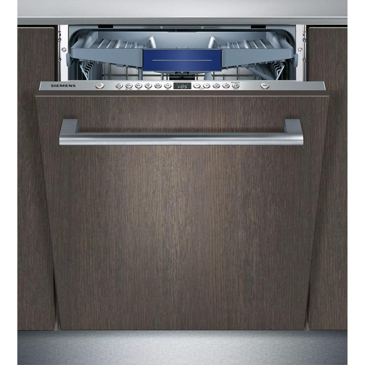 Посудомийна машина Siemens SN63HX36VE [60см]