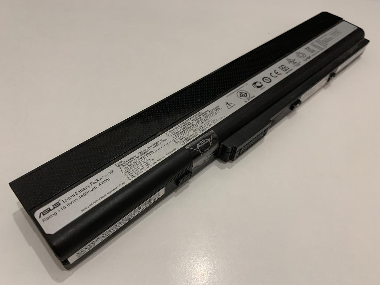 Запчасти для ноутбука Asus K52D - Оригинальный аккумулятор / батарея A42-K52L693