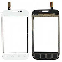 Сенсор (тачскрин) LG L40 Dual SIM D170 White