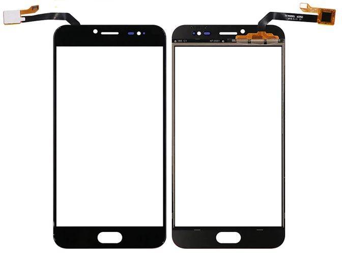 Сенсор (тачскрин) UleFone T1 (original) Black