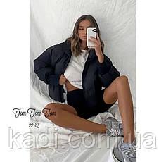 Короткая куртка с манжетами / арт.723, фото 3