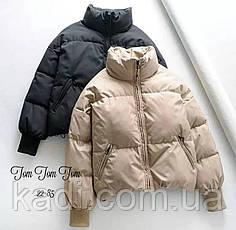 Короткая куртка с манжетами / арт.723, фото 2