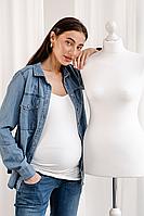 """Блуза (Рубашка) для беременных, будущих мам """"To Be"""" 4162463"""