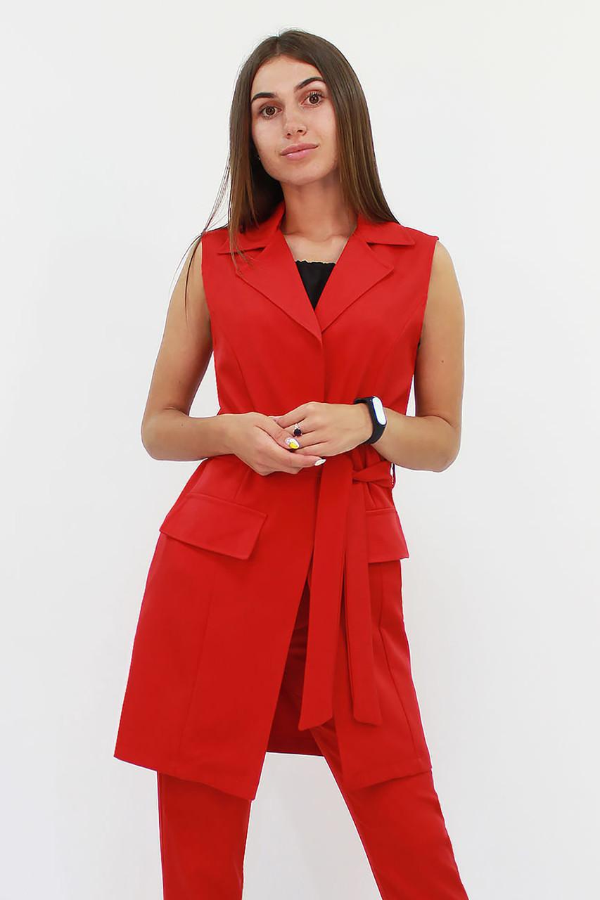 Женский вечерний костюм Endru, красный