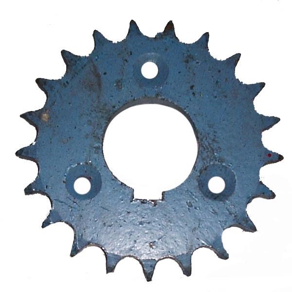 Звездочка колеса опорно-приводного (Z=21, t=15.875) СУПН-8А, КРН (509.046.4073-01)