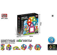 Магнитный конструктор PlaySmart 2425 на 14 деталей