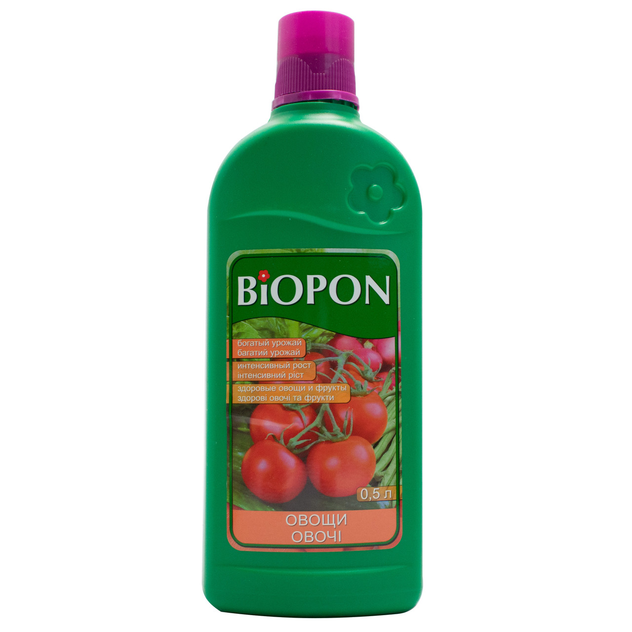 Удобрение Biopon для овощей 500 мл