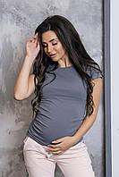"""Футболка для вагітних, для майбутніх мам """"To Be"""" 20020041-47"""