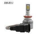 Лампы светодиодные HeadLight C6 H11 12-24V COB (P26489), фото 10