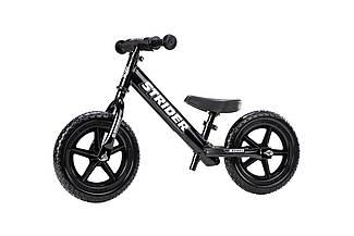 Беговел Strider Sport Black (Черный)