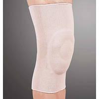 Бандаж эластичный на коленный сустав с силиконовым кольцом Ortop ES-710 Тайвань