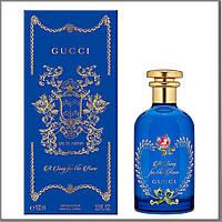 Gucci A Song for the Rose парфюмированная вода 100 ml. (Гуччи Песня для розы), фото 1