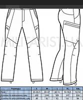M-Tac брюки Soft Shell Winter Olive, фото 8