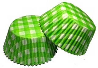 Форма для кексов   Бумажные формы для маффинов и капкейков 3702 (100шт)