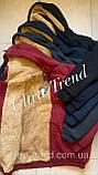 Тёплые мужские качественные толстовки - кофты на меху. Производство - Турция., фото 6