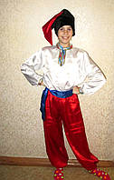 Украинский костюм на мальчика на прокат в Харькове