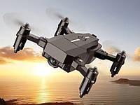Квадрокоптер Дрон F86 Hd Wi-Fi с камерой 4K складной маленький