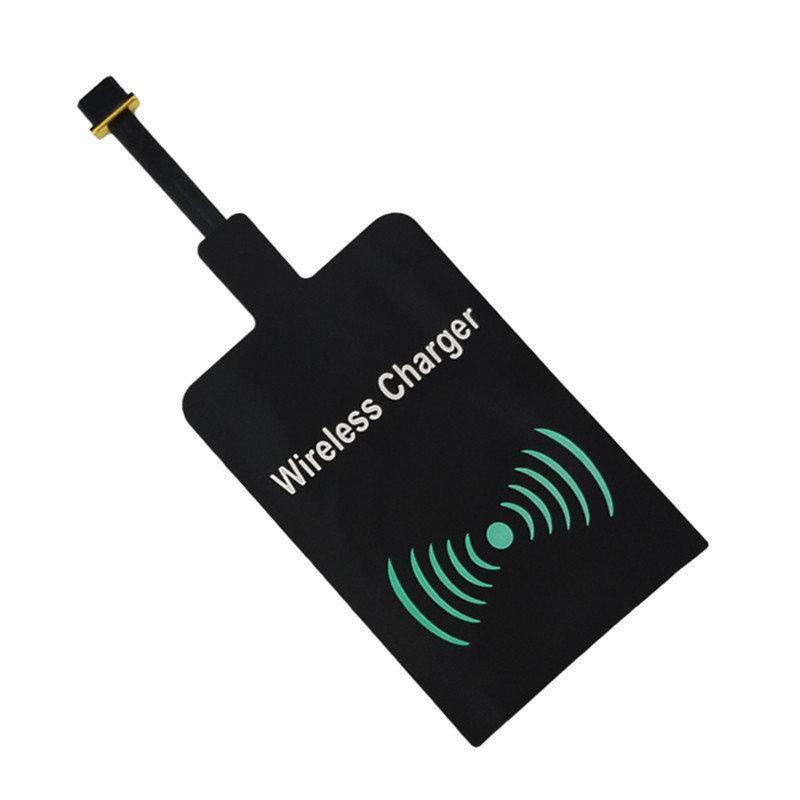 Универсальный Qi приемник   Приемник для беспроводной зарядки micro AR 70