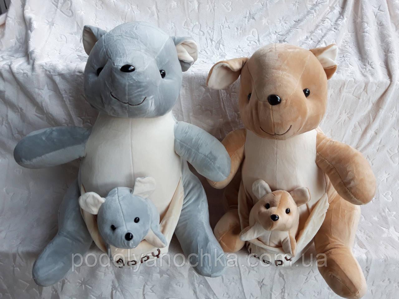 Іграшка-плед-подушка Кекгуруш. НОВИНКА!!! розмір іграшки 70х50