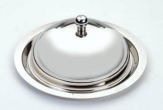Блюдца с крышкой | Масленка Ø 135мм 2523