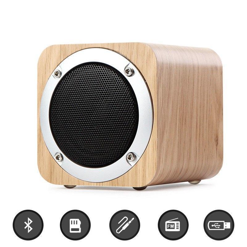 Беспроводная портативная Bluetooth колонка BY3080