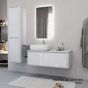 Комплект мебели для ванной Marsan MARSHALL