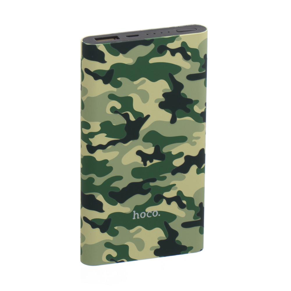 Портативное зарядное устройство Power Bank Hoco J9 Camouflage 10000 mAh