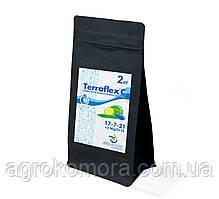 ТЕРАФЛЕКС С / TERRAFLEX C 17-7-21+3 MgO+TЕ, 2кг для огірків, кабачків, баштанних