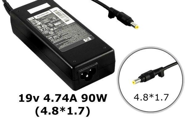 Блок питания HP 19V 4.74A 4.8*1.7