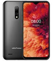 Смартфон Ulefone Note 8P 2/16Gb Black, 2700mAh, 8+2/5Мп, 2sim, экран 5.5'' IPS, 4 ядра