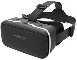 3D очки виртуальной реальности Shinecon SC-G04, черные