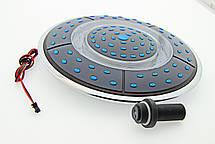 Душ потолочный, с подсветкой наружным диаметром 250 мм. ( Л 250 Д ), фото 3