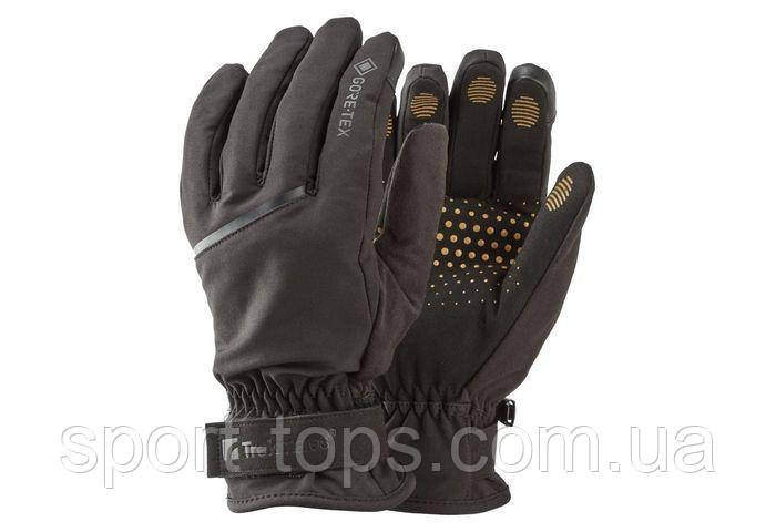 Перчатки Trekmates Friktion Gore-Tex Grip Glove мужские черные лыжные