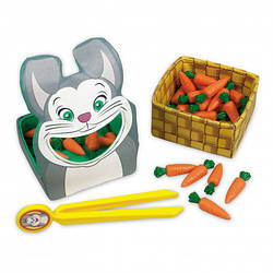 """Гра для тренування спритності """"Нагодуй кролика"""" Lakeshore"""