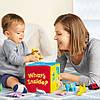 """Тактильный куб для малышей """"Что внутри?"""" Lakeshore, фото 2"""