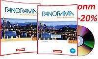 Немецкий язык / Panorama / Kursbuch+Arbeitsbuch+CD. Учебник+Тетрадь (комплект), A2.1 / Cornelsen