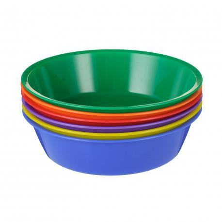 Тарелки для сортировки разноцветные (6 шт) EDX Education