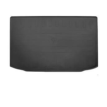 Гумовий килимок в багажник для MITSUBISHI ASX 2010 - Stingray