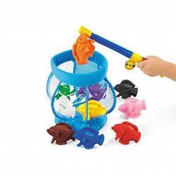 """Игровой набор для малышей """"Рыбалка"""" Lakeshore"""