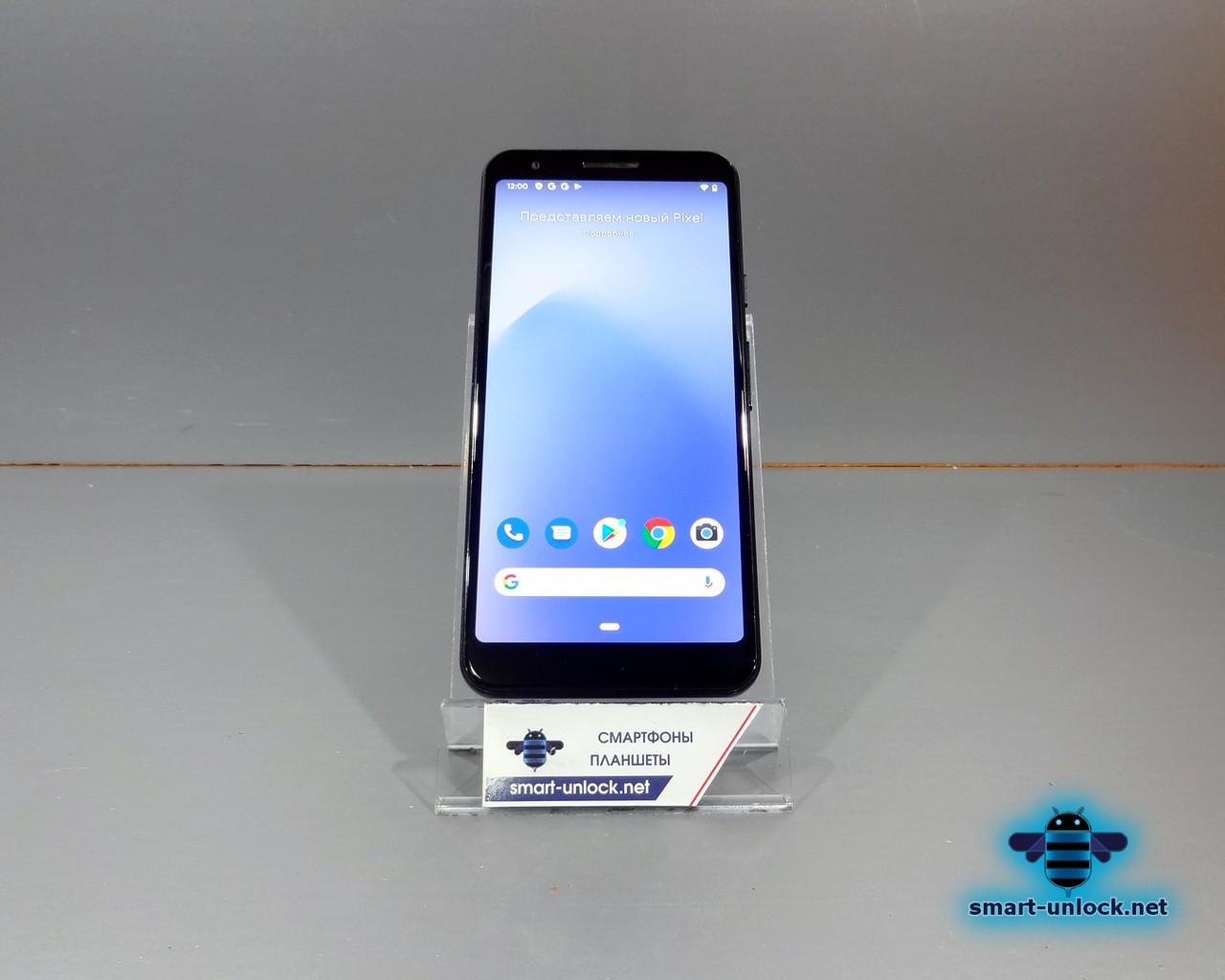 Телефон, смартфон Google Pixel 3a 64Gb Покупка без риска, гарантия!