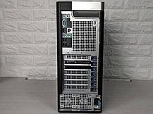 Рабочая станция Dell T5600/e5-2680x2/32Gb/HDD 500Gb/SSD 120Gb/Quadro K4000 3GB, фото 3