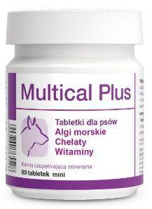 """МУЛЬТИКАЛЬ ПЛЮС МИНИ """"DOLFOS"""" MULTICAL MINI витамины для собак малых пород, 90 мини таблеток"""
