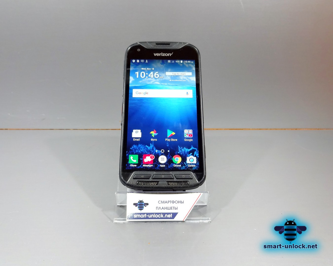 Телефон, смартфон Kyocera DuraForce Pro 3Gb RAM. Покупка без риска, гарантия!