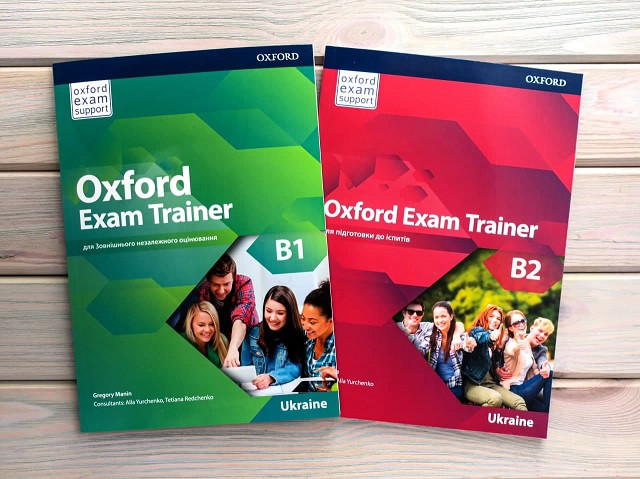 Oxford Exam Trainer B1 and B2