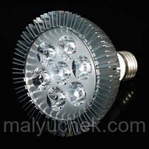 Світлодіодна фіто лампа для рослин DIY ELECTRONIX 21W E27 GR-21