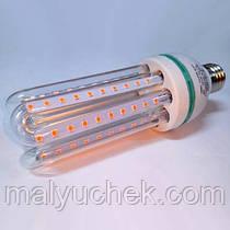 Світлодіодна фіто лампа кукурудза DIY ELECTRONIX 16W Nano space full spectrum NSFS - 16