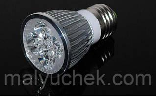 Світлодіодна фіто лампа DIY ELECTRONIX E27 (15Вт) для рослин GR-15